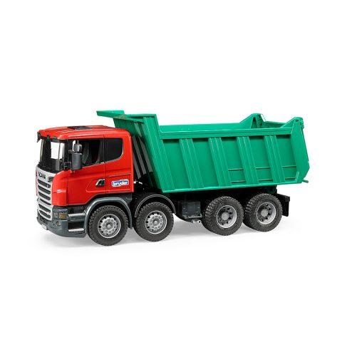 Camión Scania R-Serie Basculante – Ref. 3550