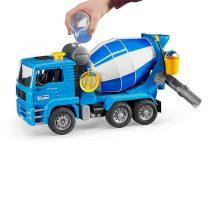 Camión Hormigonera Man-  Ref. 2744