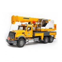 Camión Mack Con Grua Liebherr-  Ref. 2818