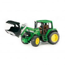 Tractor De Juguete John Deere 6920 Con Pala- Ref. 2052