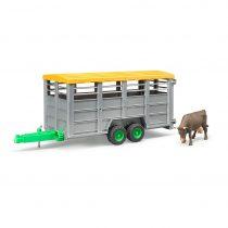 Remolque De Ganado Para Tractor De Juguete – Ref. 2227