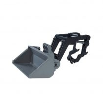 Pala Cargadora Para Tractor De Juguete Bruder (Serie 1000) – Ref. 2319