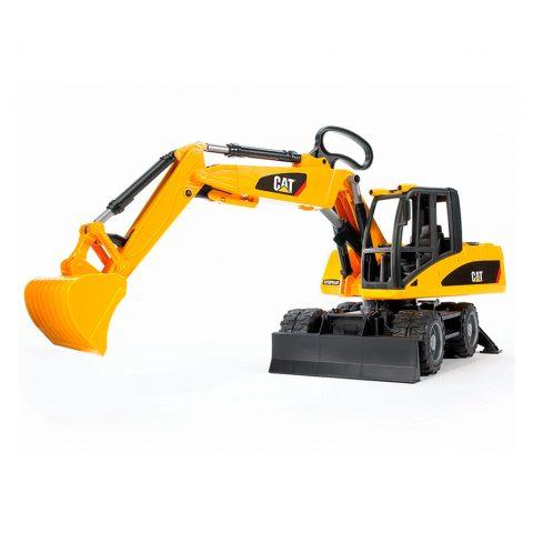 Excavadora Cat De Ruedas – Ref. 2445