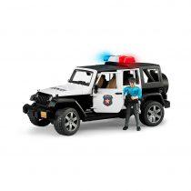 Todoterreno Jeep Wrangler Rubicon De Policia – Ref. 2526