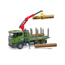 Camión Scania R-Serie Forestal – Ref. 3524