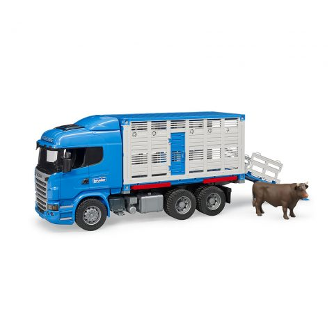 Camión De Animales Scania – Bruder – Ref. 3549