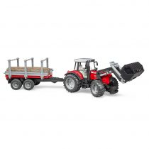 Tractor Massey Ferguson 7840 Forestal Ref. 2046