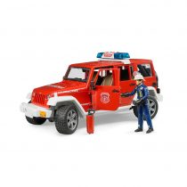 Todoterreno Jeep Unlimited Rubicon De Bombero – Ref. 2528