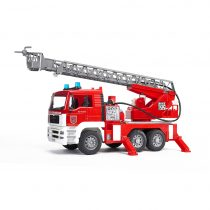 Camión MAN De Bomberos Con Escaleras – Ref. 2771
