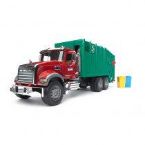 Camión De Recogida De Basura Mack – Ref. 2812
