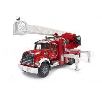 Camion De Bomberos Mack Con Bomba de Agua – Ref. 2821