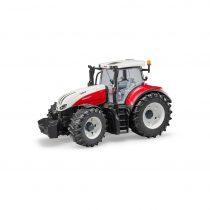 Tractor Steyr 6300 De Juguete Bruder – Ref. 3180