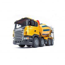 Camión Hormigonera Scania Juguete Bruder – Ref. 3554