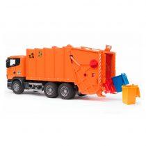Camión De Basura Scania – Ref. 3560