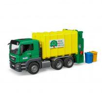 Camión MAN De Recogida De Basura – Ref. 3764