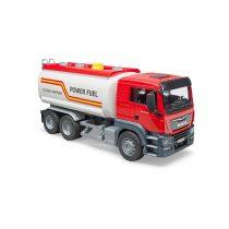 Camión MAN TGS Petróleo Juguete Bruder – Ref. 3775