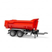 Remolque Bañera Basculante Para Camiones-Tractores Juguete Bruder – Ref. 3923