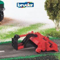 MAQUINA BARREDORA DE CARRETERAS JUGUETE BRUDER REF. 2583