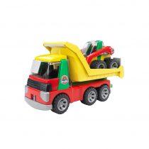 Camión De Juguete Con Miniexcavadora Bruder – Ref. 20070