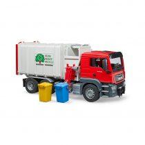 Camión De Basura MAN Con Carga Lateral – Ref. 3761