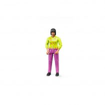 Figura Mujer Granjera Bruder Bworld – Ref. 60403