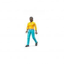 Figura Mujer Granjera Bruder Bworld – Ref. 60404
