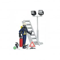 Kit De Bombero Con Accesorios – Ref. 62700