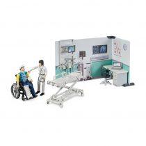 Set Asistencia Médica Bruder Bworld – Ref. 62711