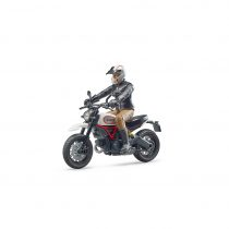 Moto Ducati Con Piloto Juguete Bruder – Ref. 63051