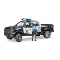 Furgoneta RAM 2500 Con Oficial De Policía – Ref. 2505