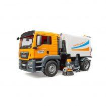Camión Barredora MAN Bruder – Ref. 3780