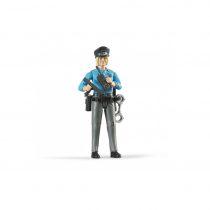 Figura Mujer Policía Bruder BWorld – Ref. 60430