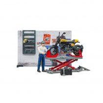 Servicio De Asistencia De Motos Ducati Bruder Bworld – Ref. 62102