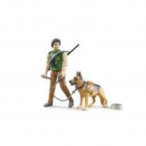 Guardabosques Con Accesorios Bruder Bworld – Ref. 62660