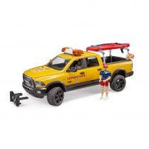 Todoterreno RAM 2500 Power Wagon de Salvamento, Paddle Surf y Socorrista – Ref. 2506